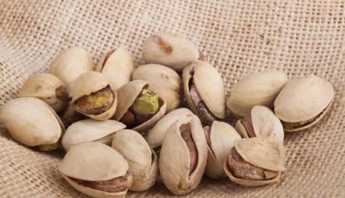 Los pistachos lideran la pirámide de la dieta mediterránea
