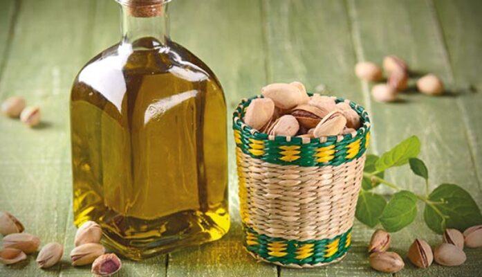 Cómo se hace el aceite del pistacho
